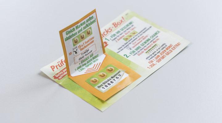 Etiketten und Aufkleber