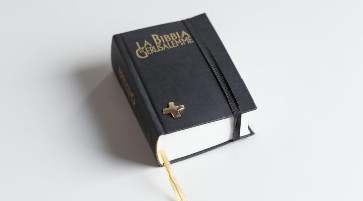 Bibel als Dünndruck